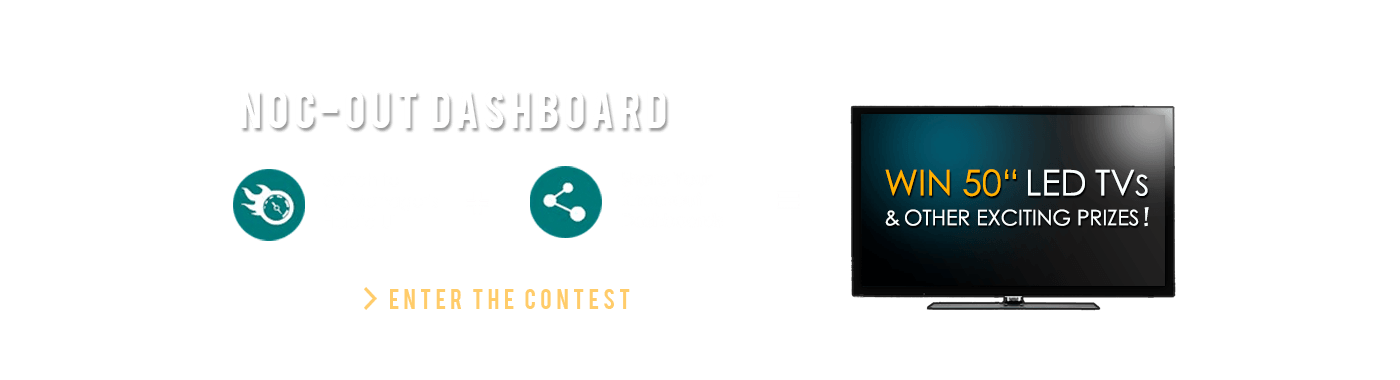 NOC-OUT DASHBOARD