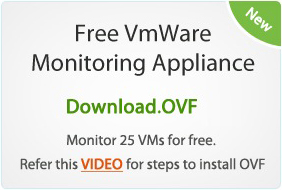Download Free VmWare Monitoring Appliance