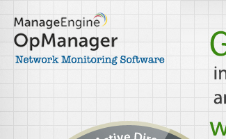 ManageEngine OpManager - Network Monitoring Software