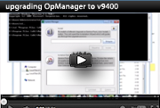 How to Upgrade OpManager