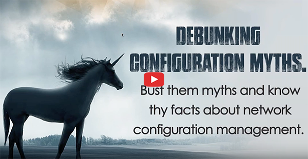 Debunking network configuration myths