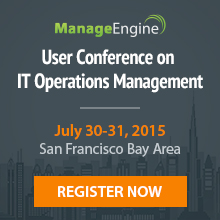 ManageEngine User Conference