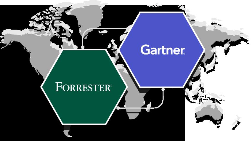 ManageEngine doet opnieuw van zich spreken in de UEM-markt (Unified Endpoint Management): Erkend in Gartner UEM MQ en Forrester Wave van 2019.