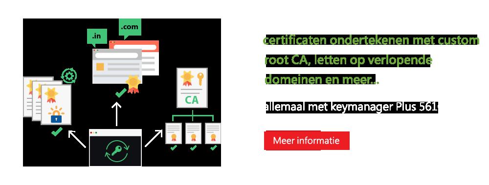 certificaten ondertekenen met custom root CA, letten op verlopende domeinen en meer...