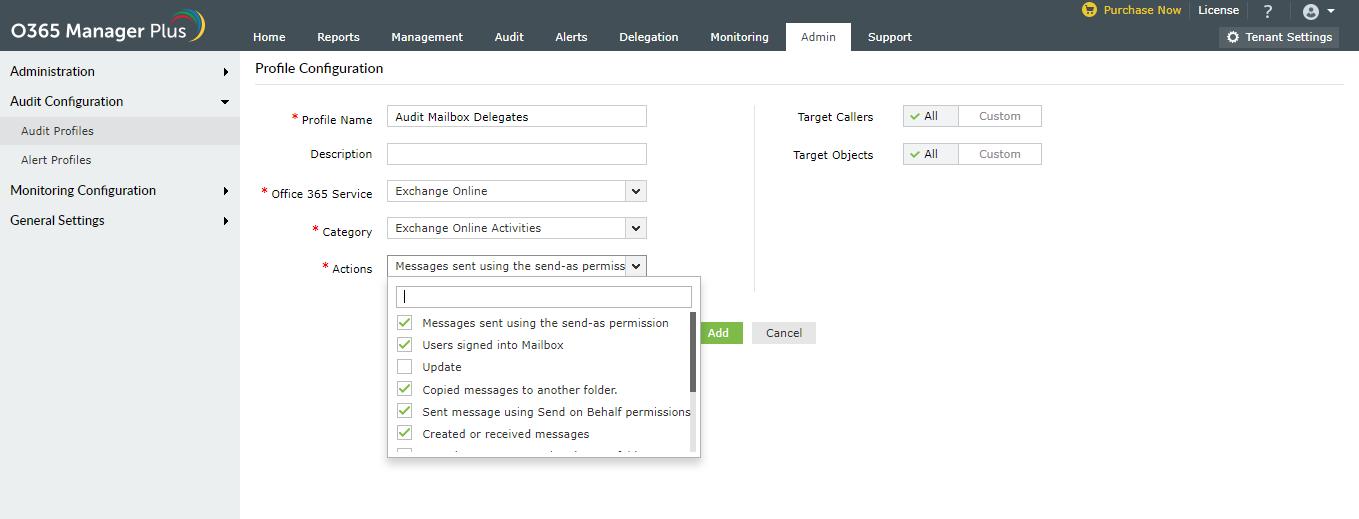 create-audit-profile