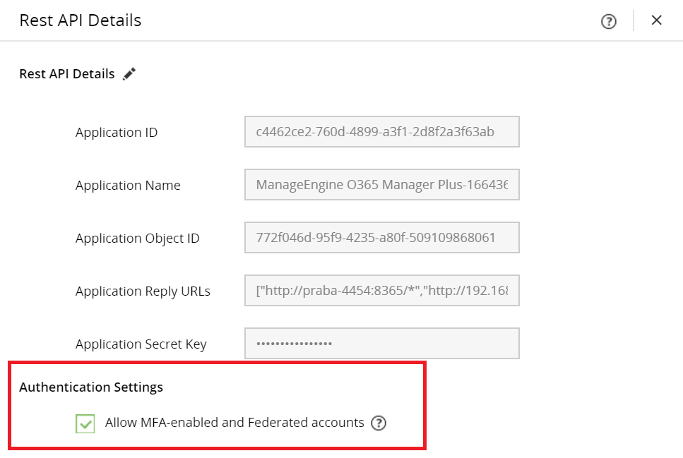 Multi Factor Authentication And Sso Support For Help Desk