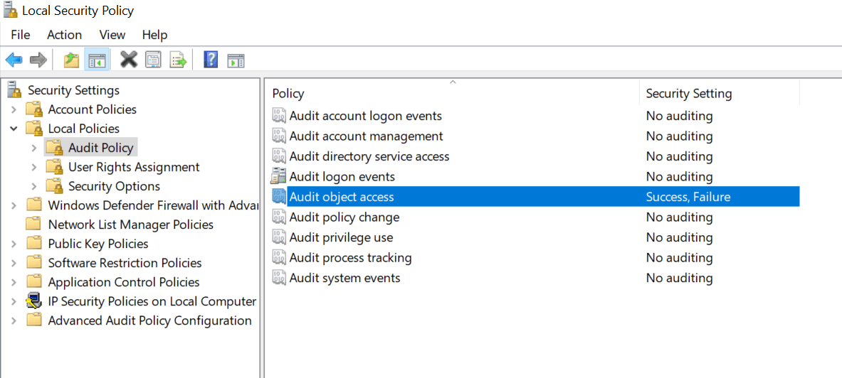 monitor-changes-to-files-and-folder-permissions-audit-object-access