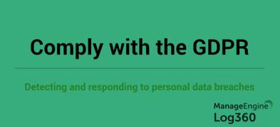 Zgodność z GDPR: wykrywanie i obsługa danych osobowych
