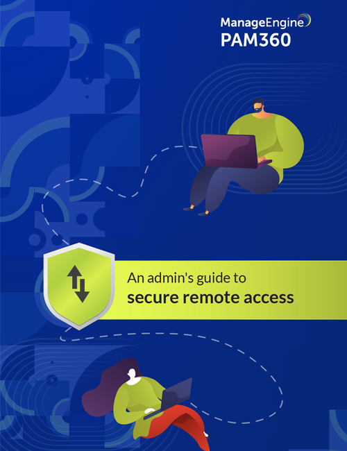Secure remote access ebook