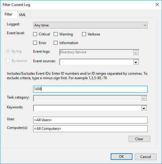 How to monitor FSMO roles changes