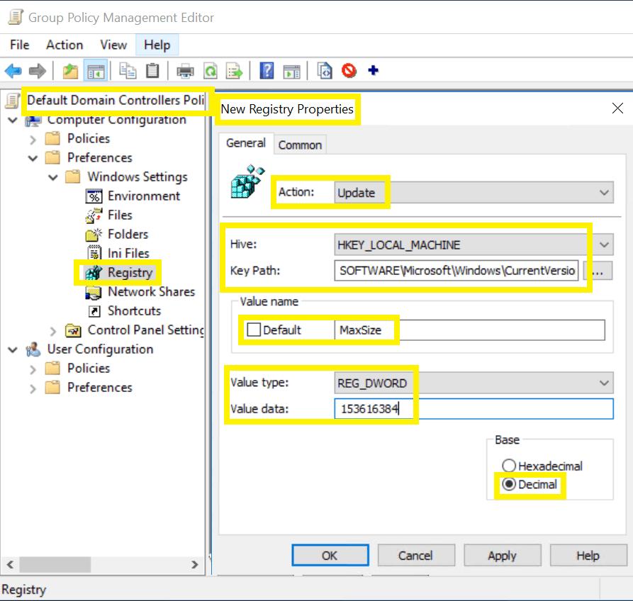 Configure audit policies in your domain in ADAudit Plus