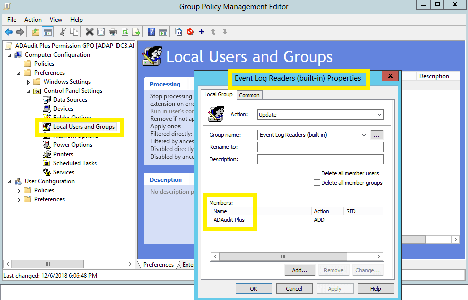 active-directory-audit-local-usersgroup