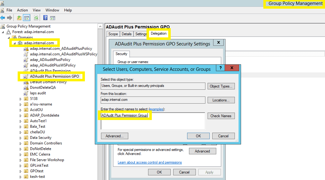 active-directory-audit-newusergroup-gpo- creation