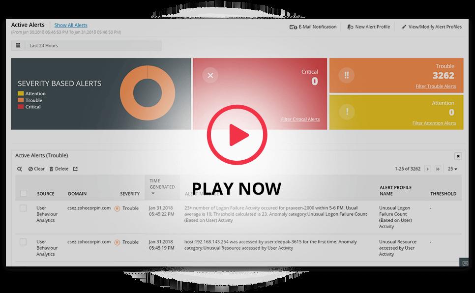 Tool to Track Active Directory User Logon Logoff | ADAudit Plus