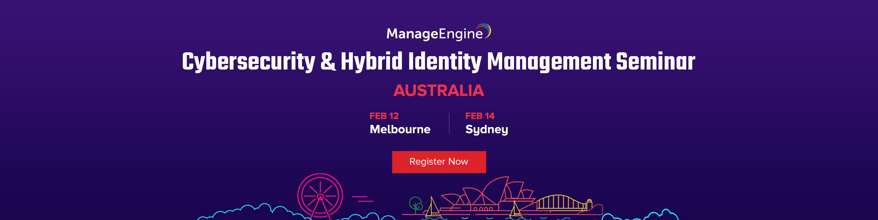 Cybersecurity & Hybrid Identity Management Seminar- 2019