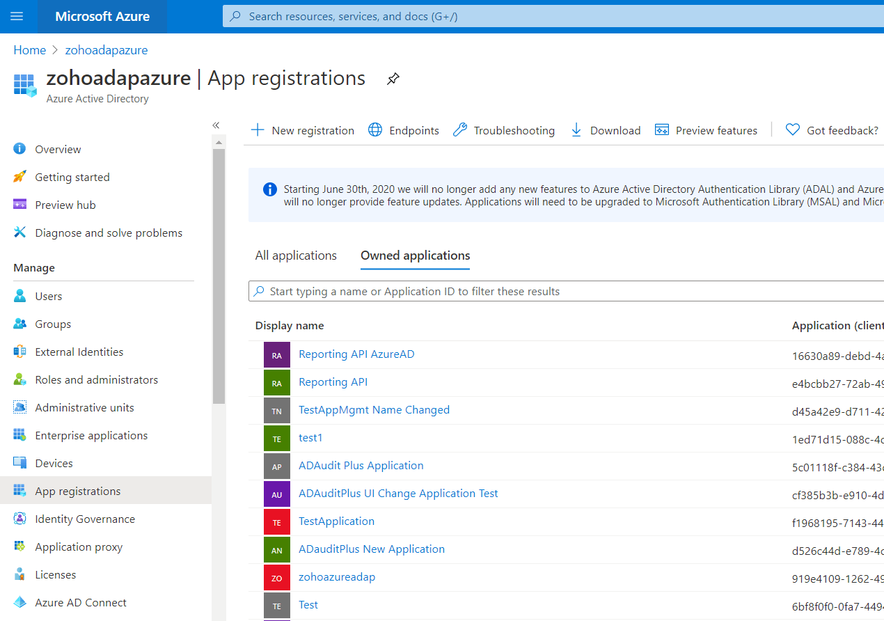 Using an Azure AD Premium license