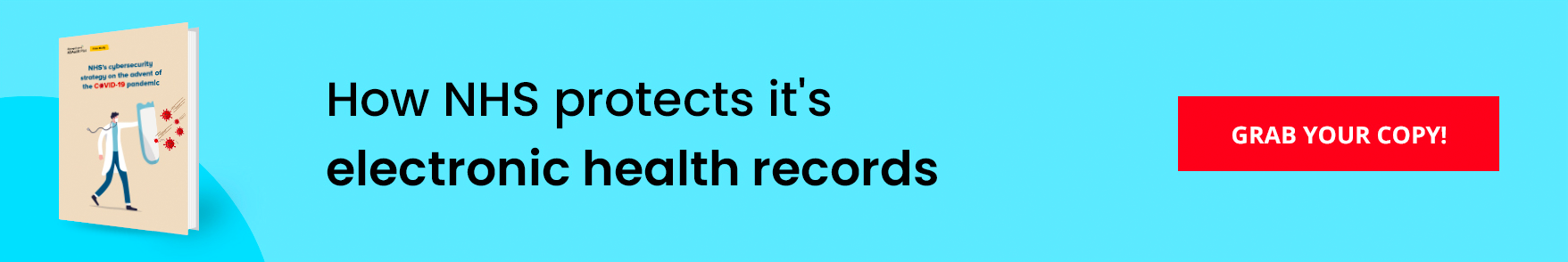 How NHS protects it's electronic health records