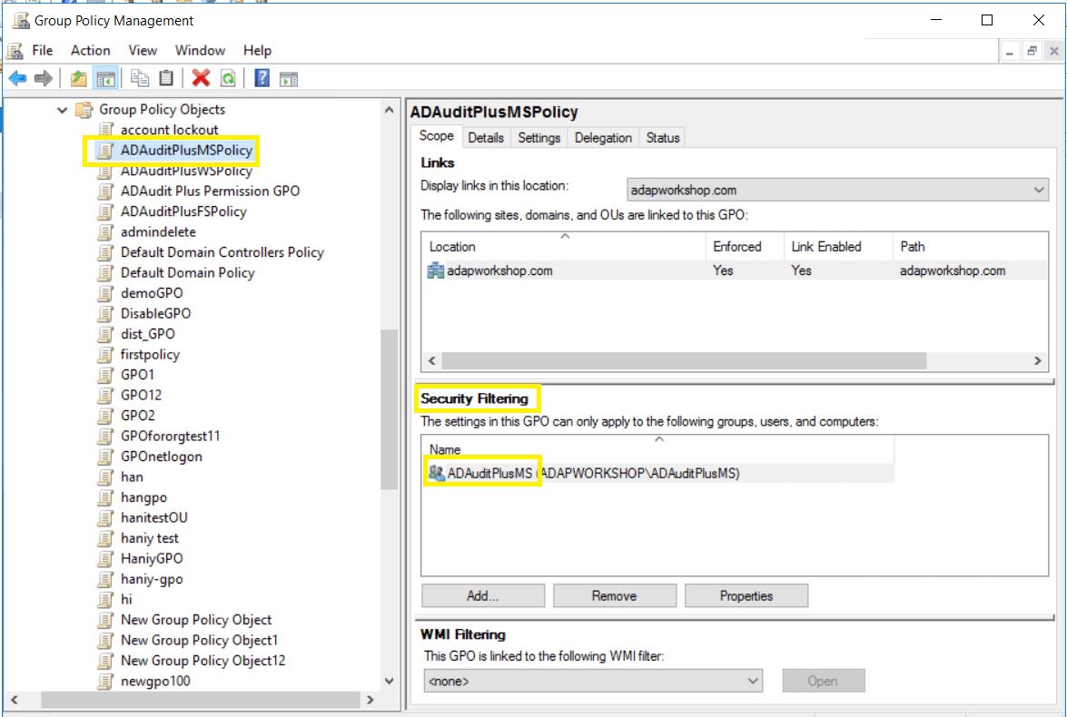 General Settings under the Admin tab