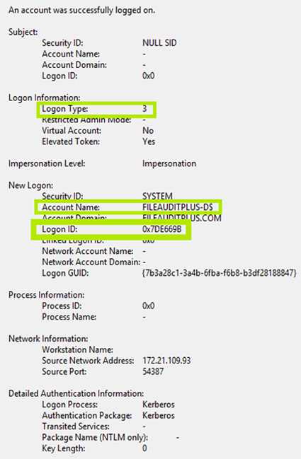 Windows Event ID 4624, successful logon — Dummies guide, 3 minute read