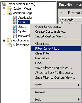 how-to-check-event-logs-in-windows server-2012