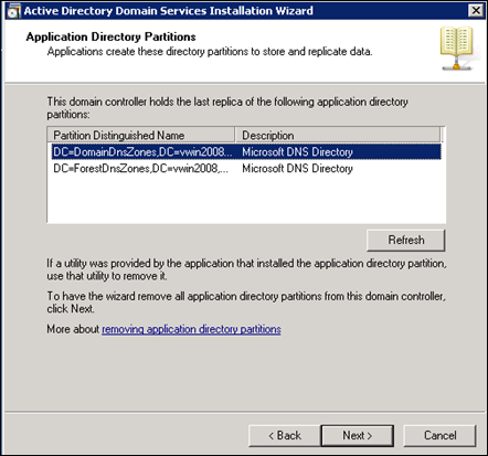 how-to remove-active-directory-in-windows-server-2008-2