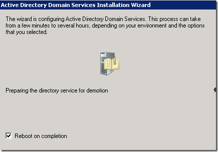 how-to remove-active-directory-in-windows-server-2008-7