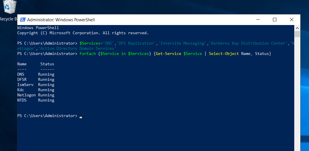 active-directory-health-check-using-powershell-3