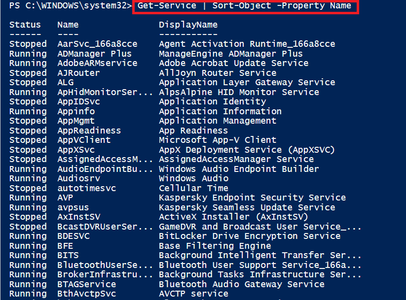 PowerShell script components Pipes