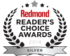 Redmond Reader's Choice Awards 2014 - ManageEngine ADManager Plus wins Silver in the Active Directory Provisioning/Administration category