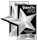 Windows IT Pro Awards 2012