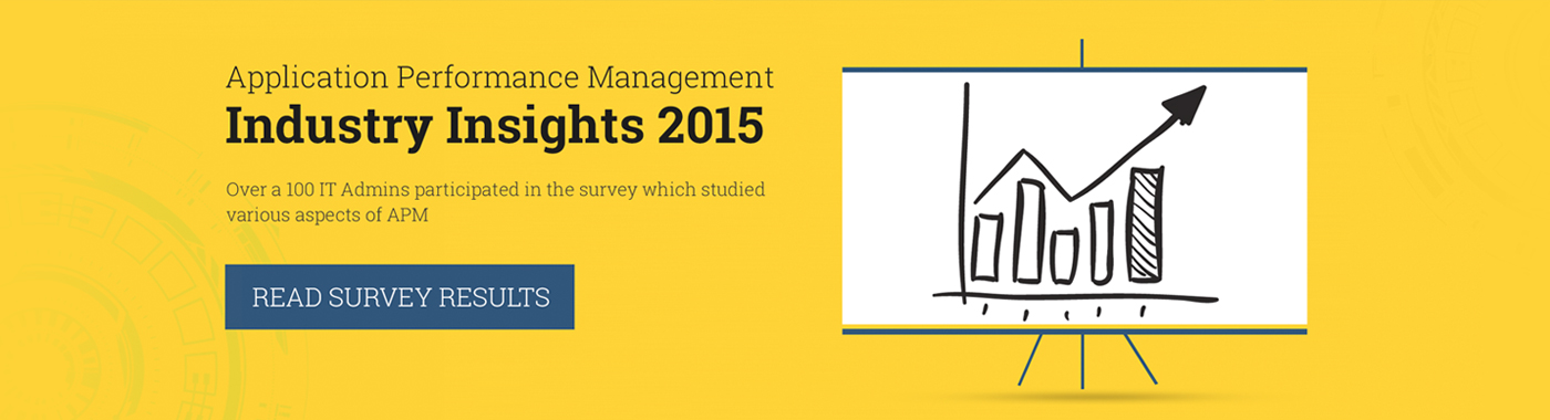Application Performance Management - Industry Insights 2015
