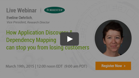 How Application Discovery and Dependency Mapping can stop you from losing customers