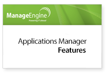 ManageEngine Applications Manager - Power Point Presentations