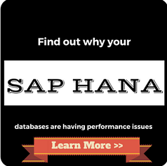 Ensure smooth operation of your SAP HANA systems