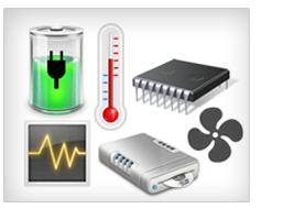 Hardware de monitoreo del servidor