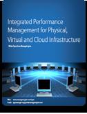 Gestión del rendimiento para la infraestructura física, virtual y en la nube