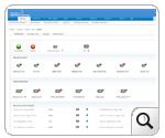 Monitorear la utilización de la agrupación de recursos de VMware