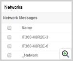 Cluster Networks