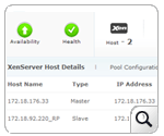 XenServer Resource Pool View