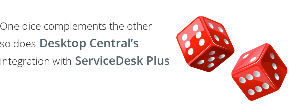 ServiceDesk Plus Integration