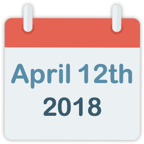 Patch Tuesday April 12th