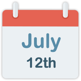 Patch Tuesday July 12th
