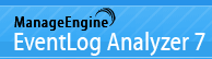 EventLog Analyzer Logo