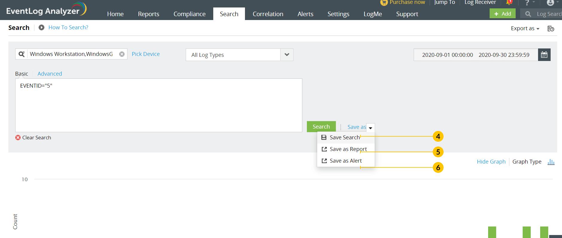 Basic Search Criteria
