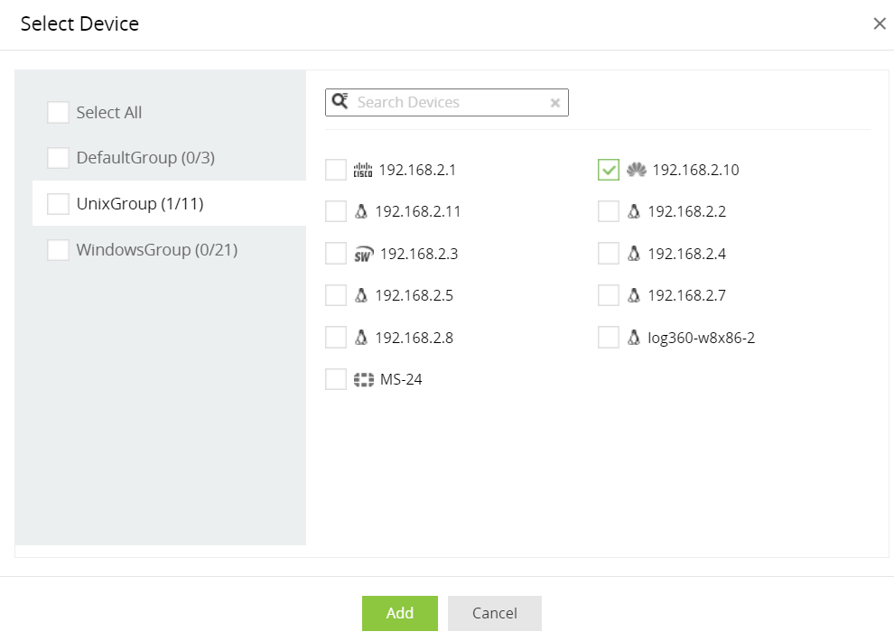 Reports for Huawei Devices