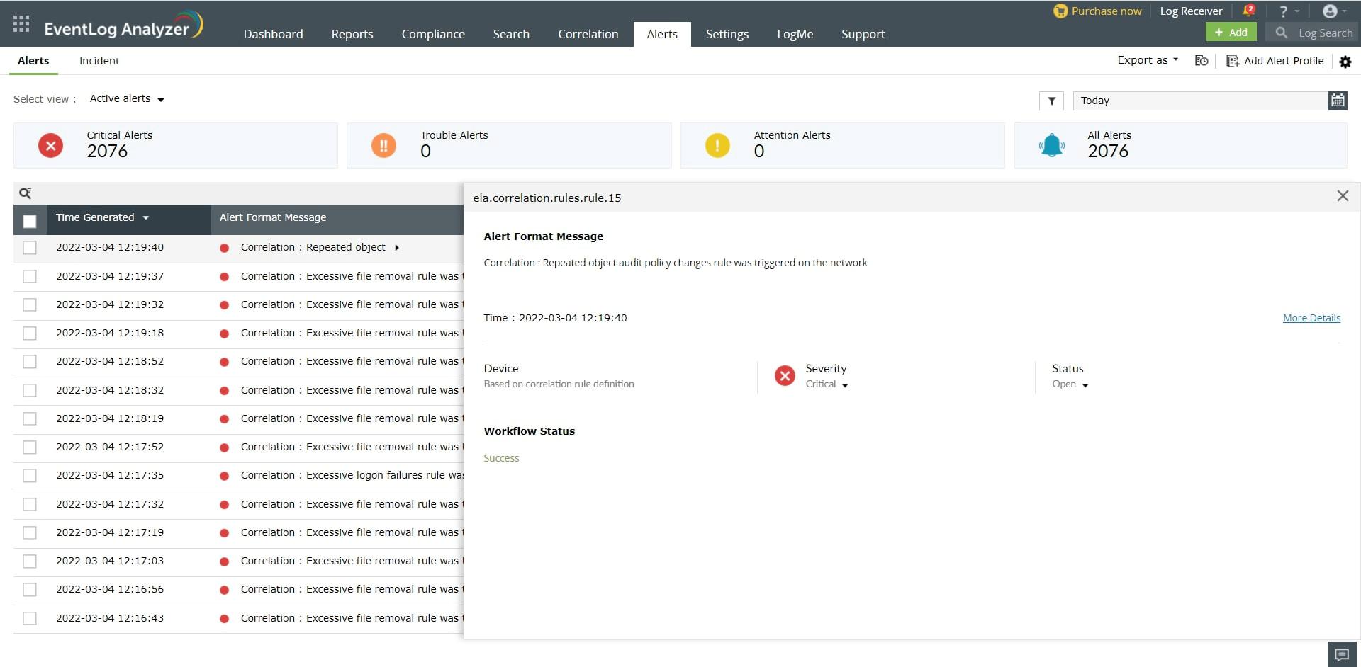 workflow-status