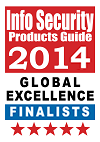 Info Security's 2014 Global Excellence Awards - Silver Winner