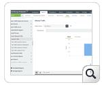 Cisco ASA traffic analysis