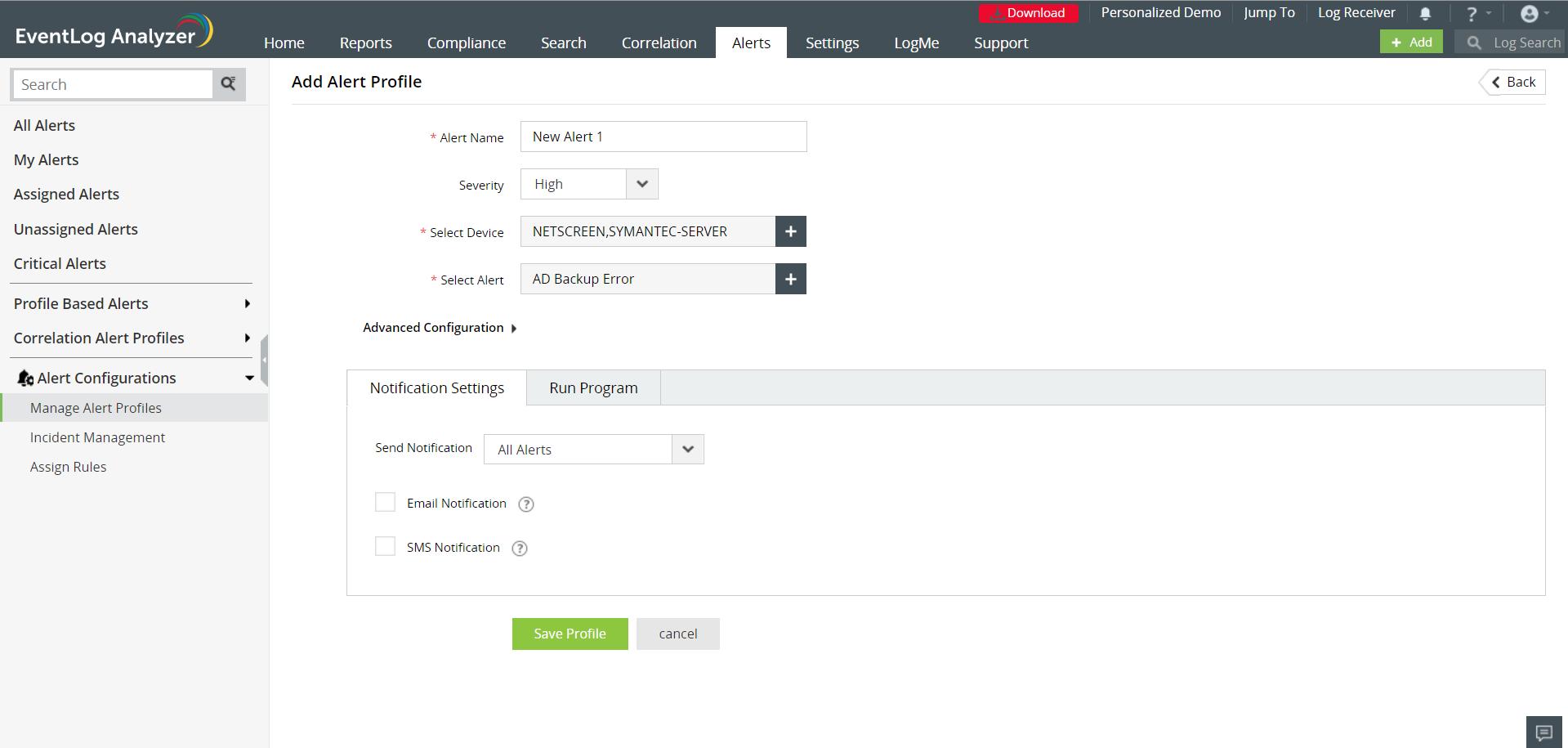 Windows Event Log Monitoring Tool   ManageEngine