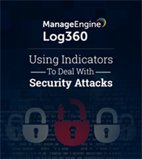 Using indicators to deal with security attacks